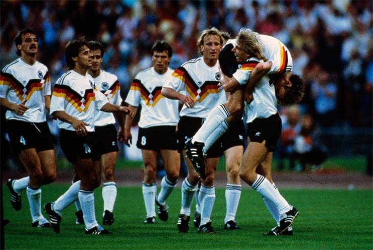 Em Deutschland 1988