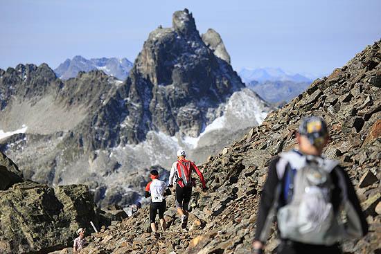 Der Gore Tex Transalpine Run Zu Fuß über die Alpen 5coYn