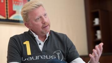 """Boris Becker: """"Ich war nie weg"""""""