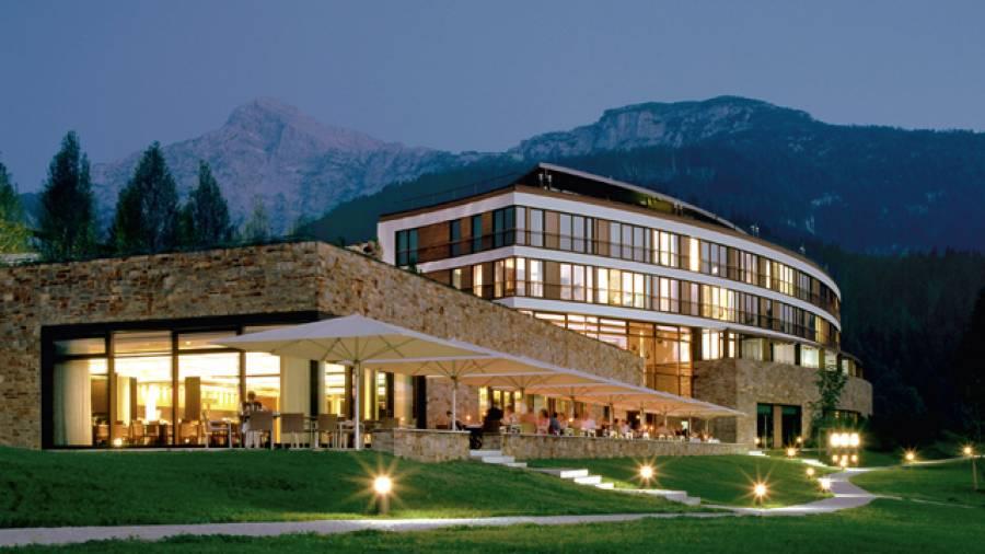 Luxus am Berg - Kempinski Hotel Berchtesgaden