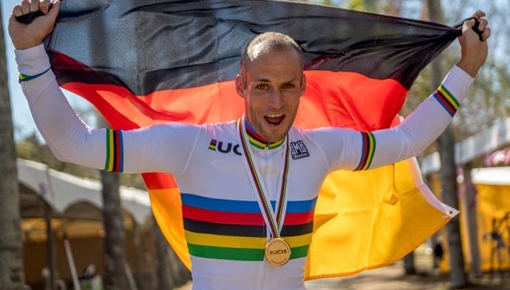 Überraschungs-Weltmeister Tobias Vetter  - Vom Newcomer zum Titelaspiranten