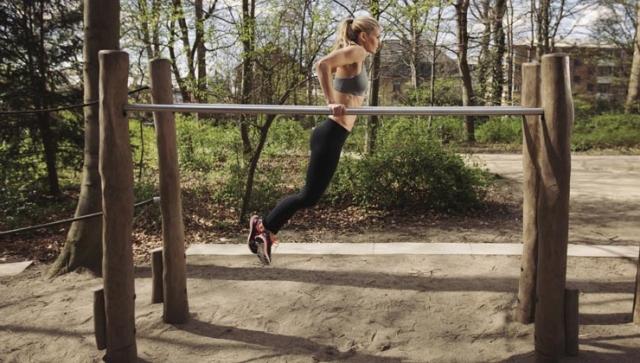 Übung der Woche: So gehen Dips