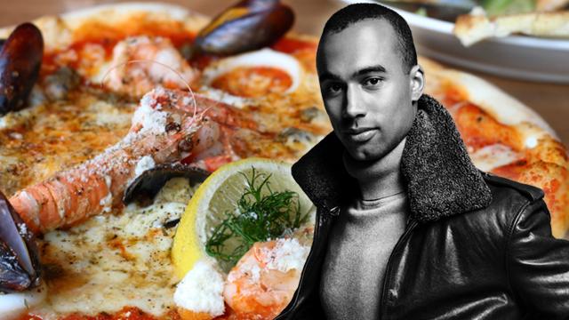 Pizza frutti di mare – Satte Meeresfrüchte für Marius Bröning