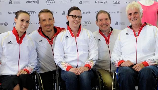 Mr. Paralympics - Dr. Karl Quade