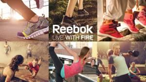 Fitness Fireworks – Reebok lebt Fitness