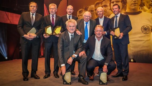 Hall of Fame – Die Startelf der deutschen Fußballgötter