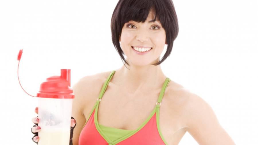 Dr. Sport - Energieriegel und Power-Shakes