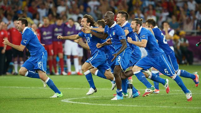 Teamcheck Italien – Der ewige Spielverderber