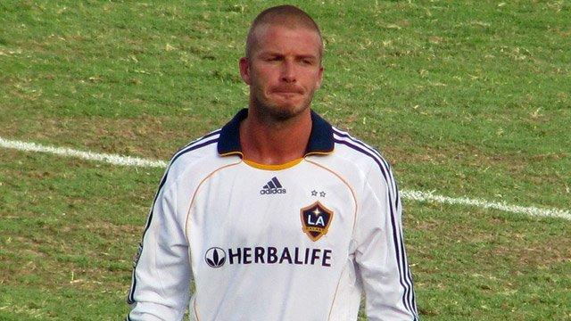 Beckham bleibt in Mailand - Hollywood ist es egal