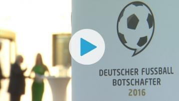 Deutscher Fußball-Botschafter: Publikumspreis für Emre Can