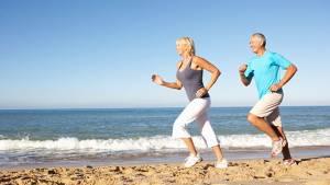 Erjoggte Jahre – so viel länger leben Läufer