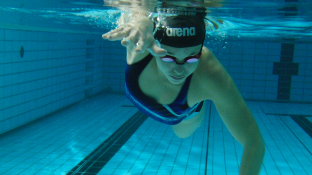 Abnehmen - Schwimmen macht schlank