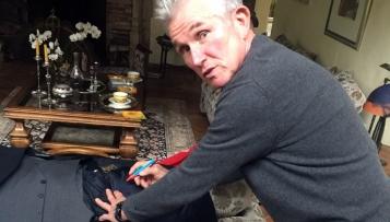 Jupp Heynckes stiftet Anzug
