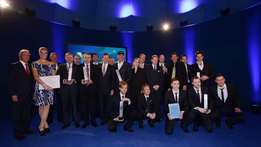 Laureus Medien Preis am 11. November 2013 in Kitzbühel