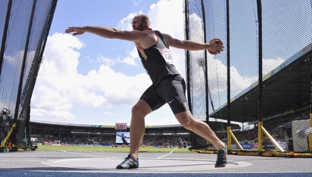 Robert Harting bangt um Teilnahme an den Olympischen Spielen 2016