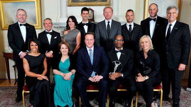 Laureus World Sports Awards in London verliehen