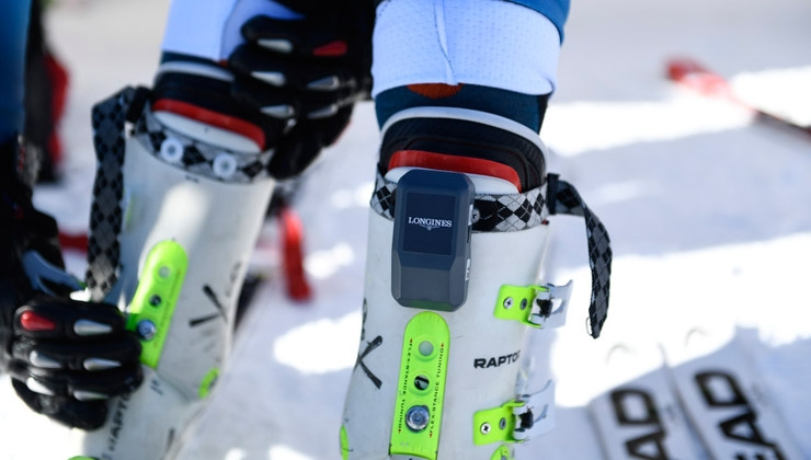 LLAD - Neue Messtechnologie im Ski-Weltcup