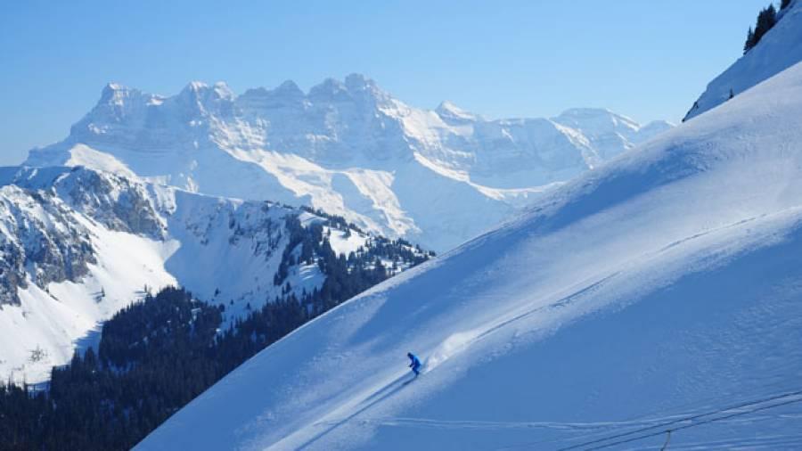 Châtel – Wintersport in Frankreich Teil 1