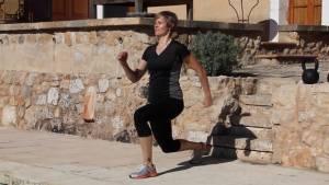 Der Ausfallschritt – Funktionelles Training für Triathleten