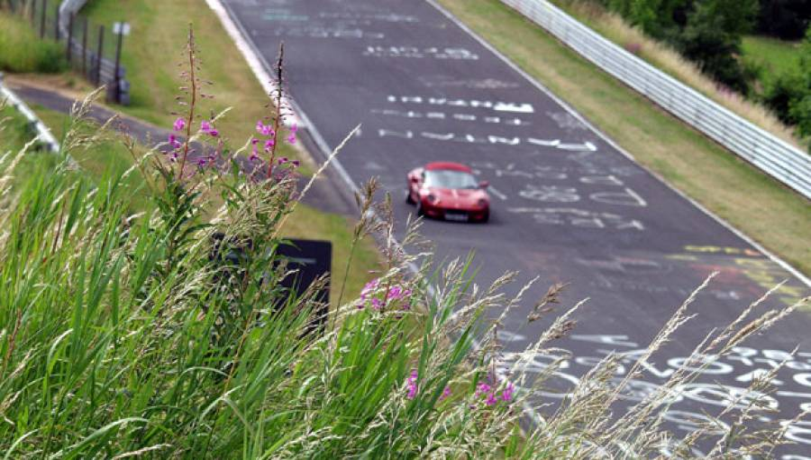Die grüne Hölle - Nordschleife Nürburgring