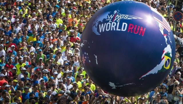 Alles zum Wings for Life World Run 2017