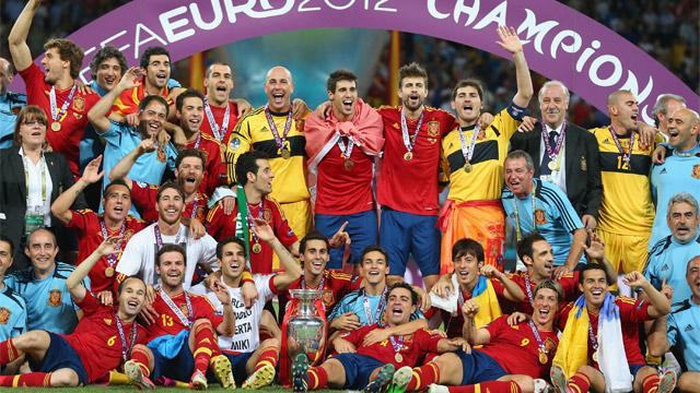 Zahlen, nichts als Zahlen –Fakten zur EM 2012