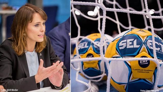 """Handball an der Uni: """"Netzwerk im Handball weiter ausbauen"""""""