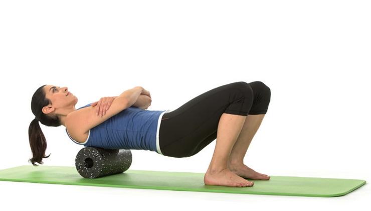 Faszientraining gegen Rückenschmerzen