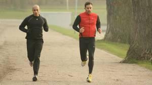 Schneller Laufen durch Personal Training