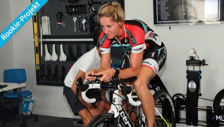 Bike-Fitting oder: Was nicht passt, wird passend gemacht!
