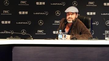 Eric Cantona: Blatter kann nicht kicken