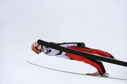 Silber im Teamwettbewerb der Skispringer