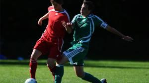 Studie: 41 Prozent der Nachwuchsfußballer leiden an Rückenschmerzen