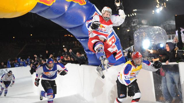 Heimsieg beim Red Bull Crashed Ice 2010 in München