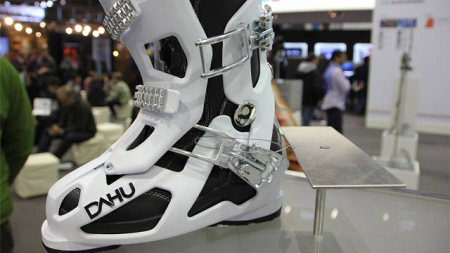 Produktvorstellung Skischuh Dahu Netzathleten De