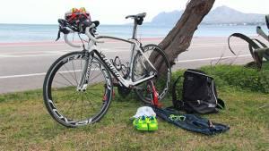 Triathlon: Die Wechselzone einrichten