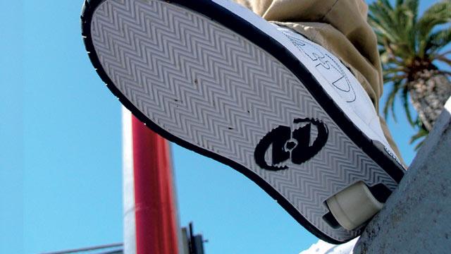 Heelys - Auf Rollsneakers durch die Stadt