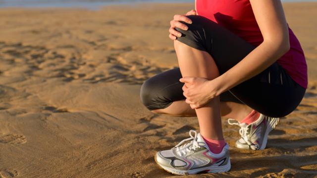 Typisch Läufer – Die Knochenhautentzündung