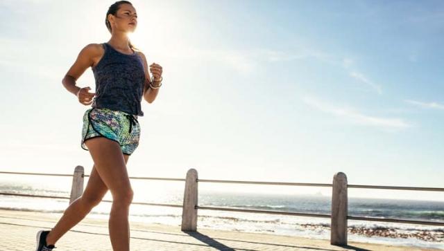 Hitzeschlag und Sonnenstich beim Sport vermeiden