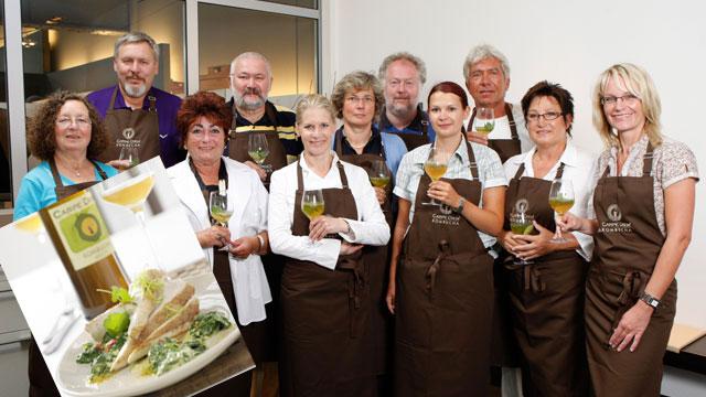 Kochkurs mit Cornelia Poletto – Rezept: Ingwer-Hähnchenbrust