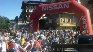 Craft and Friends Team Netzathleten Etappe 6: Do, 21.07.2011 Alleghe (IT) – San Martino di Castrozza (IT) 73,38 km / 3156 HM bergauf