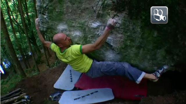 """Boulder-Video: Willkommen auf der """"Dachterrasse"""""""
