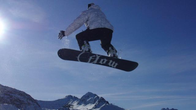 So bringt ihr euer Snowboard auf Vordermann