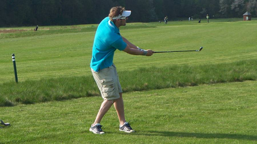 Golf-Workout mit Jens Kruppa