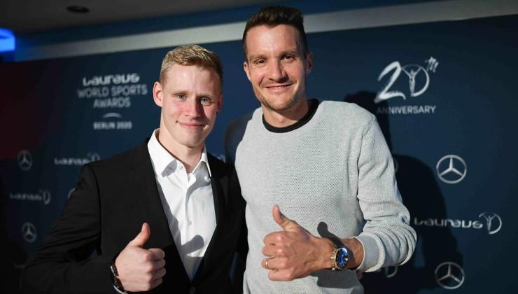 Laureus World Sports Awards feiert 20 Jahre soziales Engagement