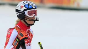 Gold für Shiffren im Slalom