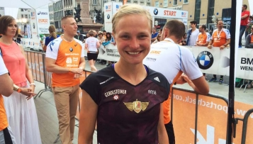Heiß auf Olympia in Rio – Anna Hahner im Interview
