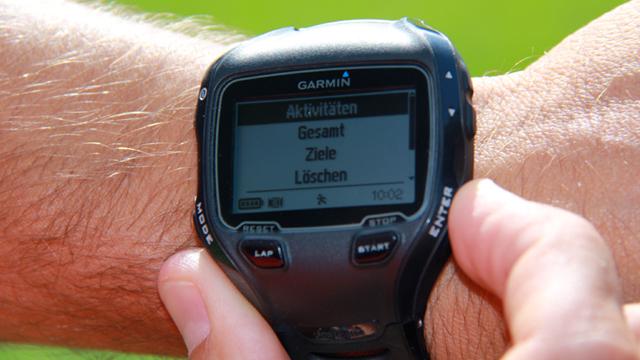 Der Alleskönner - Produkttest Garmin 910XT
