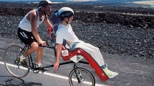 Hoyt mach ich einen Triathlon