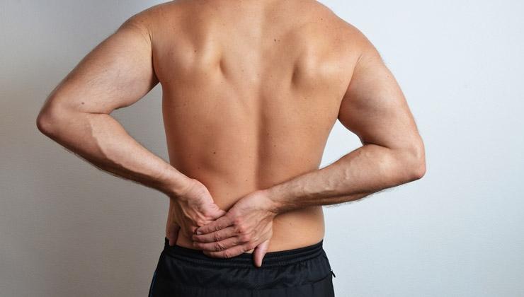 Die häufigsten Ursachen für Rückenschmerzen